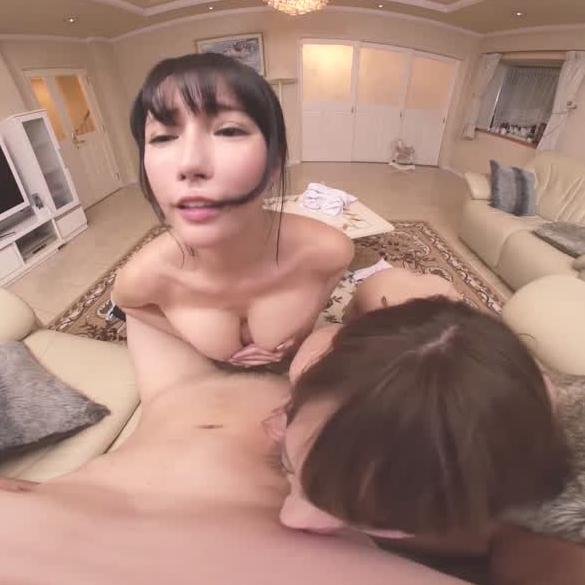Getting Head From An Asian Babe