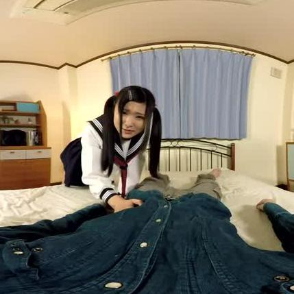 Asian School Girl VR Porn