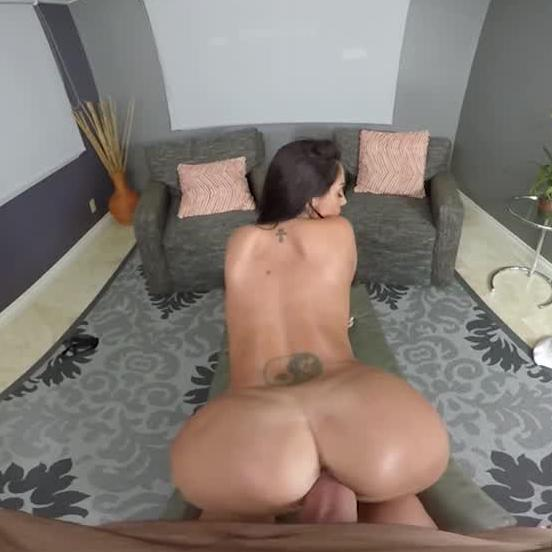 Busty MILF Blows Your Hard Dick After The Haircut