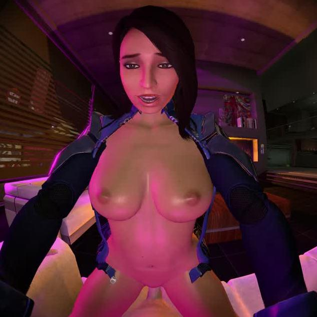 Ashley From Mass Effect Gets Pounded