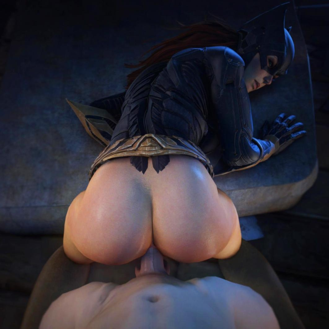 naked batman girl images