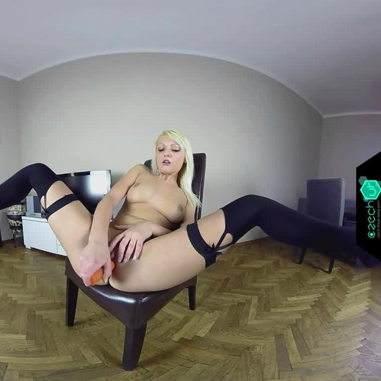 Katy Rose Makes Herself Nut