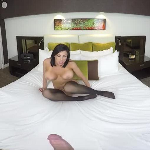 The Real Porn Experience With Audrey Bitoni